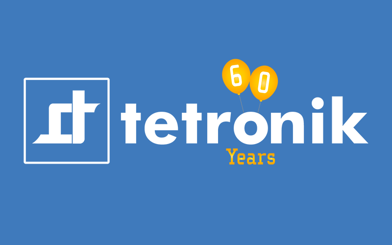 Celebrating 60 years of tetronik