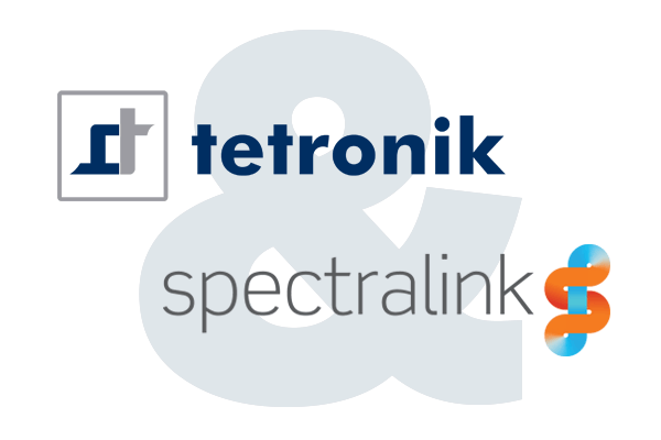 Cooperation of tetronik & Spectralink