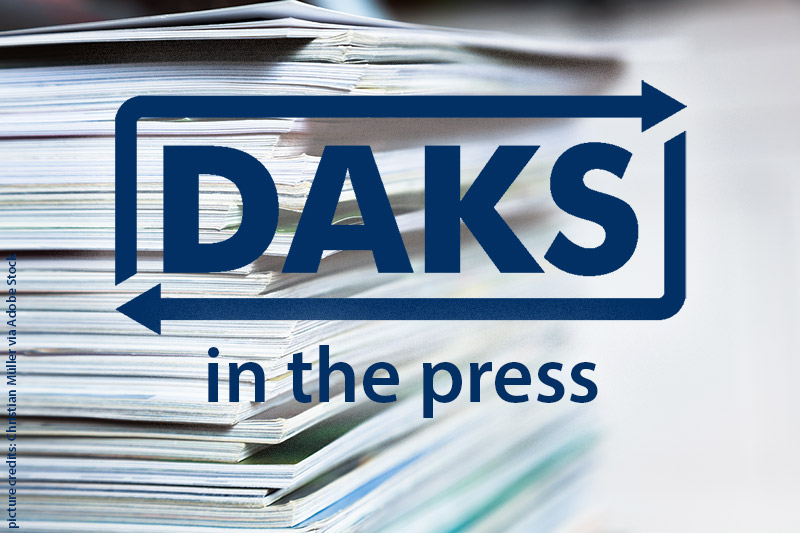 Go to DAKS in the press: Telecom Handel issue 1-2/19