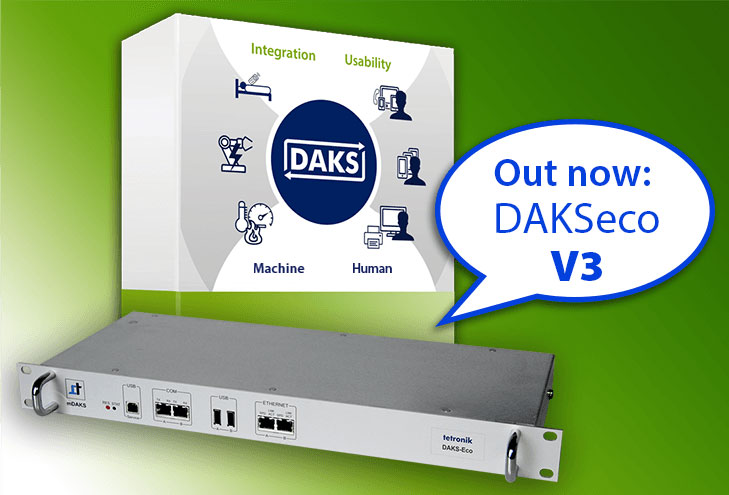 DAKSeco V3 - alerting convenient, powerful, secure