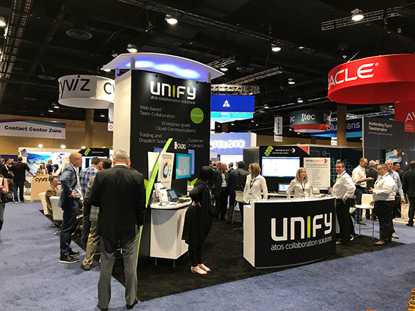 tetronik with Unify at the Enterprise Connect 2018