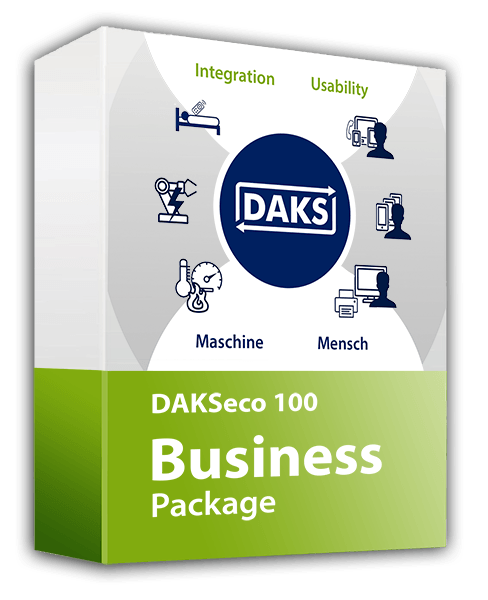DAKSeco package 'Business' with First Responder Scenario