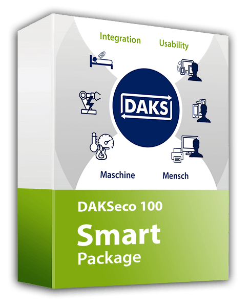 DAKSeco Smart Package for hospitals and nursing homes