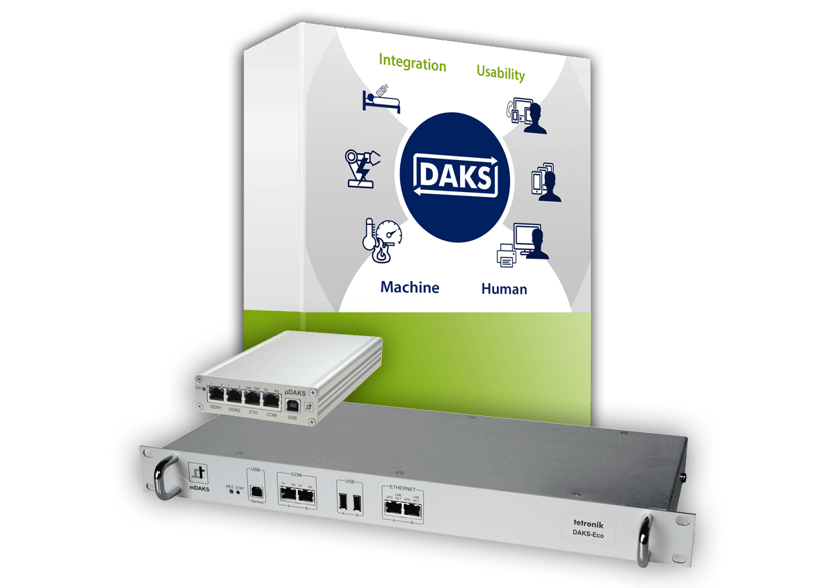 DAKSeco alarm server