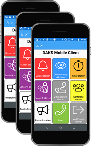 DAKS Mobile Clients free for download