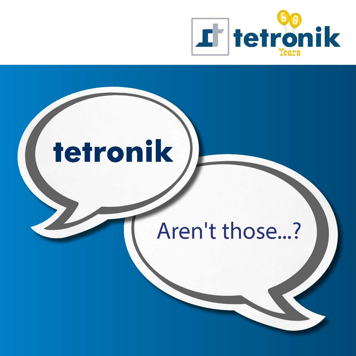 tetronik Image Brochure